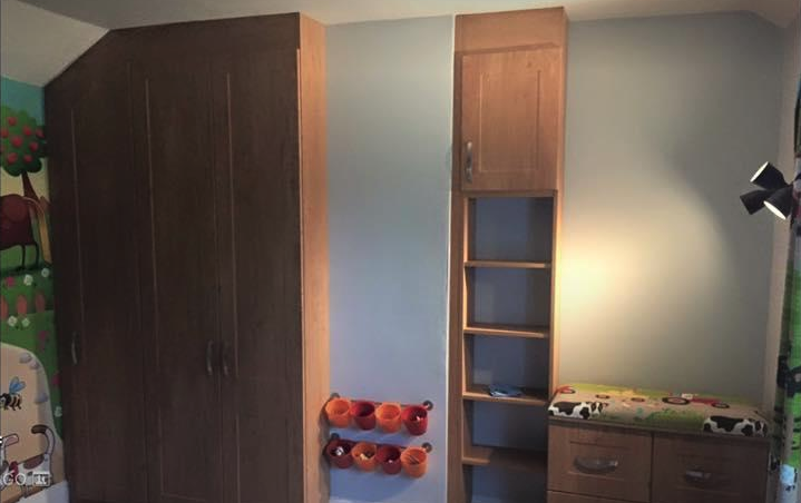 Childrens Fitted Bedroom Furniture: Children's Fitted Bedrooms