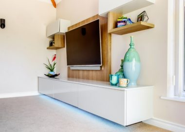 Custom Creations Bespoke TV unit Carr 004