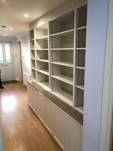 Fitted Bookcases6