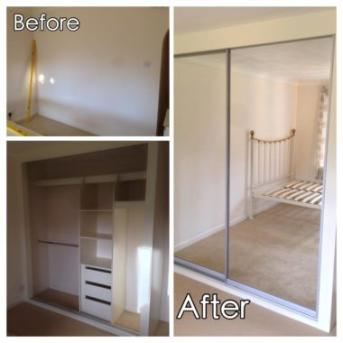 Fitted Sliding Door Wardrobes Photo Gallery