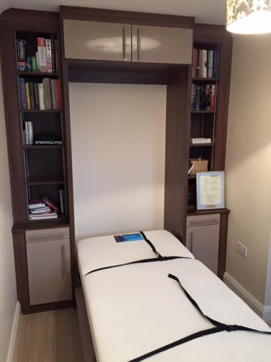 Bespoke Fitted Hinged Wardrobes In Dorset Custom Creations