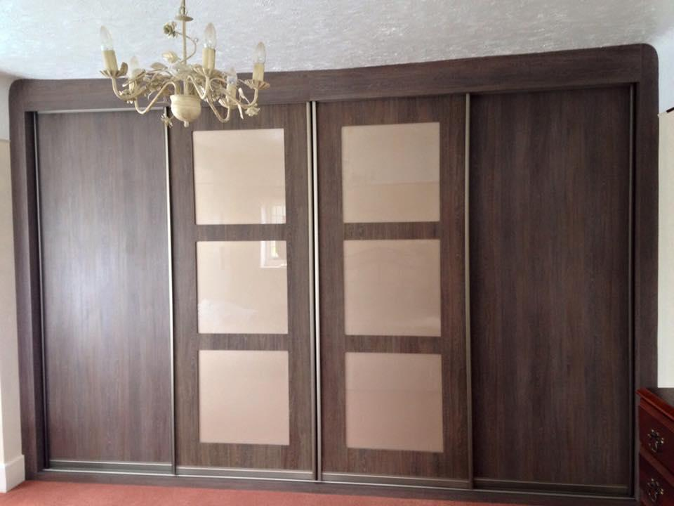 Fitted Sliding Door Wardrobes In Bournemouth Case Studies