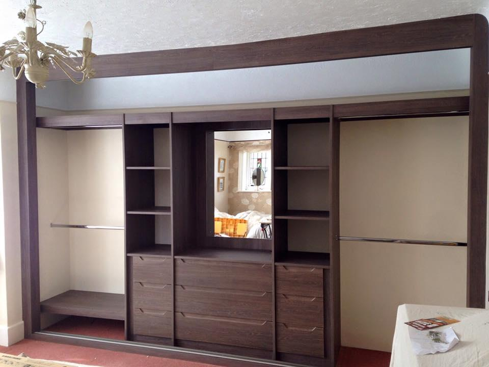 The Latest Fitted Wardrobe Interiors Case Studies
