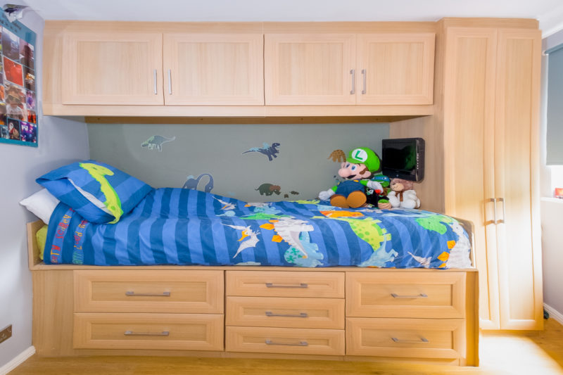 Cabin Bedroom Fitted Furniture: Children's Fitted Bedrooms