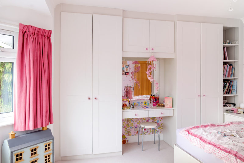 Childrens bedroom furniture fitted wardrobe Cc Redcliffe 0020 Copy