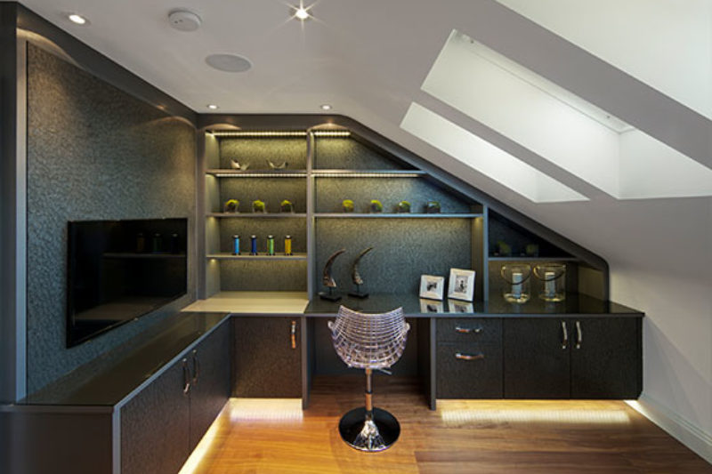 Secrets to successful home office design for Successful office design