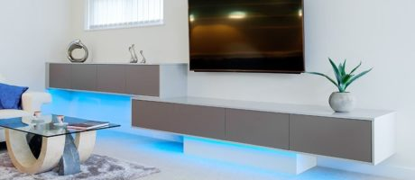 Custom Creations Media Unit Keynes 0006